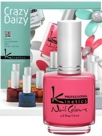 Kinetics Crazy Daizy Spring 2020 Nail Polishes