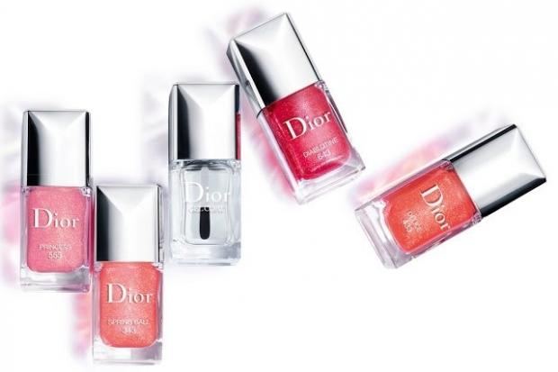 Dior Addict Spring 2020: Lip Gloss and Nail Polish