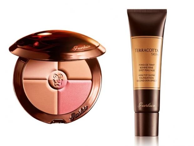 Guerlain Terracotta Spring/Summer 2020 Makeup