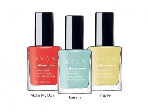AVON Spring 2020 Zenergy Makeup Collection