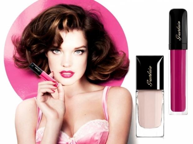 Guerlain Gloss d'Enfer Maxi Shine Lip Gloss & Nail Polish 2020