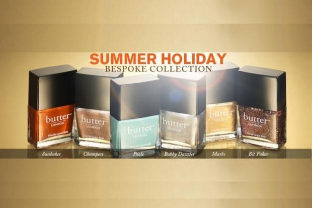butter LONDON Summer Holiday 2020 Nail Polish Collection
