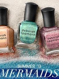 Deborah Lippmann Summer 2020: Mermaids Nail Polishes