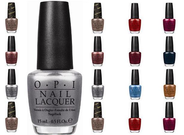 OPI San Francisco Fall 2020 Nail Polish Collection