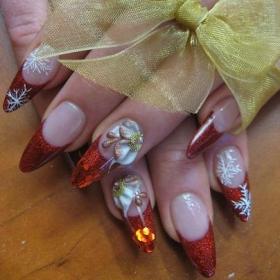 Christmas Nail Design Ideas