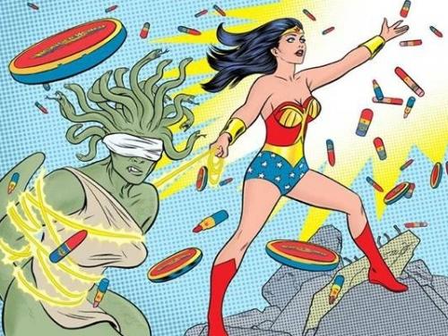 MAC Wonder Woman Collection Spring 2020