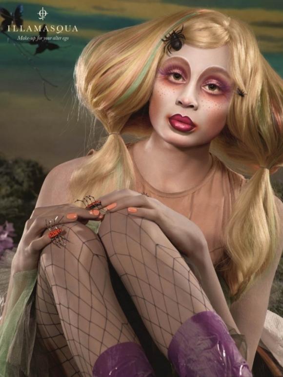 Illamasqua Toxic Nature Makeup Collection 2020