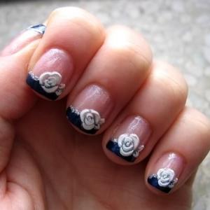 Super-Simple Spring Nail Art Ideas
