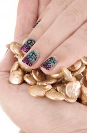 Super-Fine Nail Art Ideas
