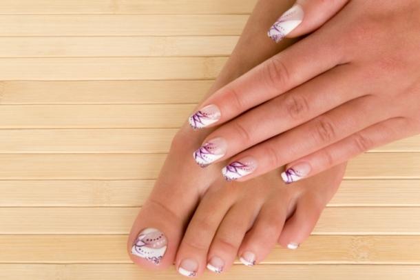 New Season French Manicure Nail Art Ideas