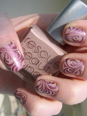 Sunny-Season Easy Nail Art Ideas