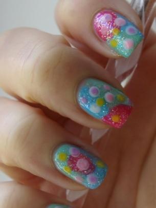 Colorful Nail Design Ideas