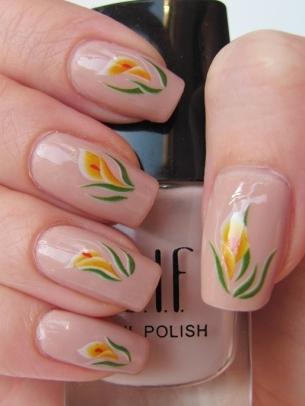 Stylish and Easy Nail Art Ideas