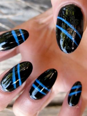 Flirty Colorful Nail Art Ideas