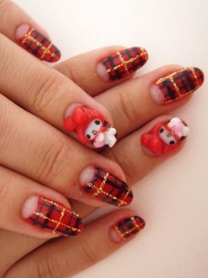 Cool Japenese Nail Art Trends 2020