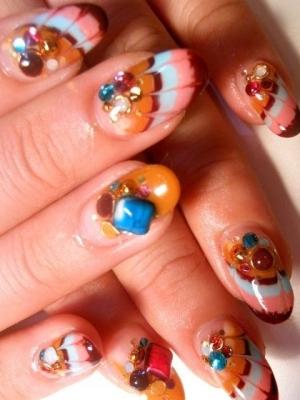Ultra-Stylish Nail Art Ideas