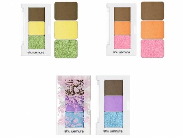 Shu Uemura Spring 2020 Celestial Garden Makeup Collection