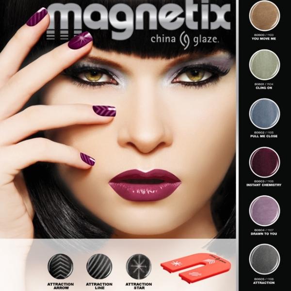 China Glaze Magnetix Collection Spring 2020