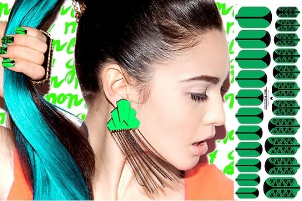 Melody Ehsani for NCLA Nail Art 2020