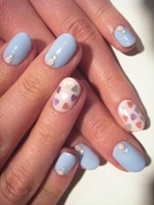 Super-Cute Spring Nail Art Ideas