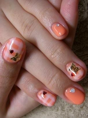 Beautiful Spring Nail Art Ideas