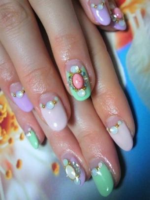 Must-Try Flirty Nail Art Ideas