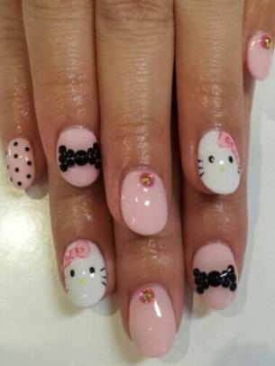 Chic Summer Nail Art Design Ideas