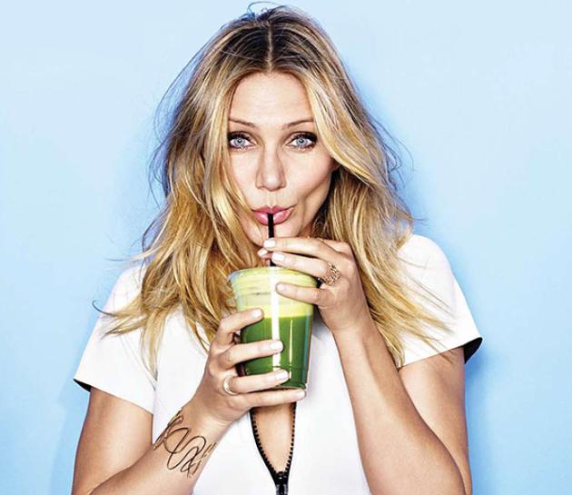 Celebrities Who Swear by Drinking a Lot of Water