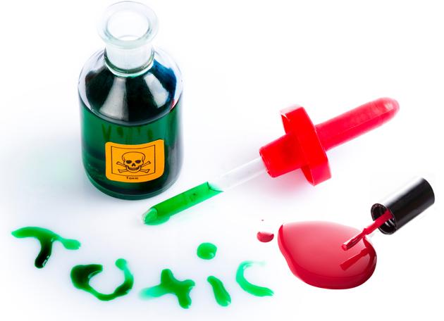 Nail Polish Ingredients to Avoid