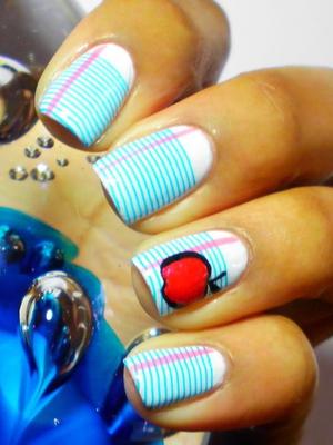 Back to School Nail Art Ideas