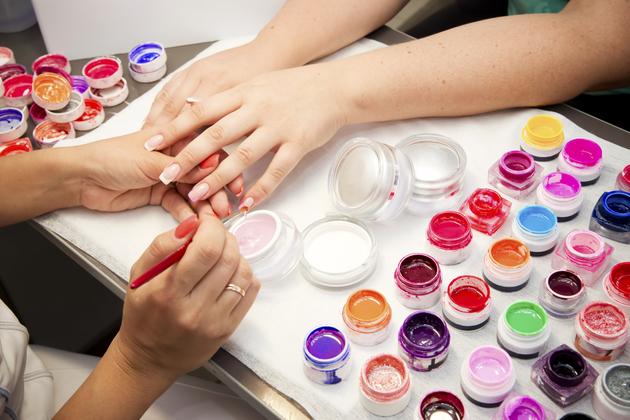 Nail Art Terms Glossary