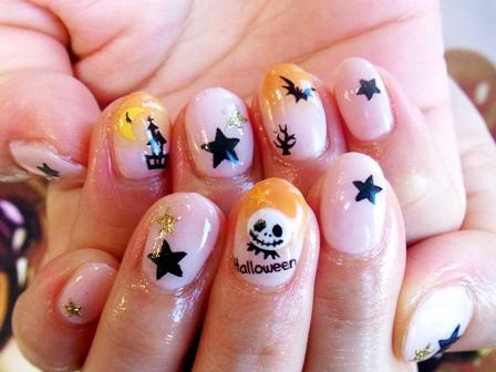 Halloween Nail Art Inspiration