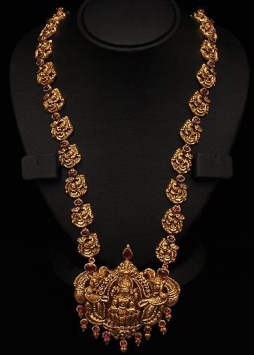 temple-jewellery-designs-mahalakshmi-temple-jewellery-necklace