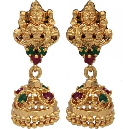 temple-jewellery-designs-goddess-ear-temple-design-hangings