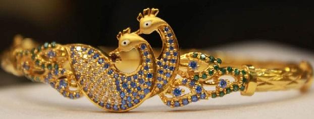 temple-jewellery-designs-temple-design-bracelets-with-peacock-design