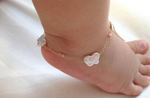 anklet-designs-baby-floral-anklet-design