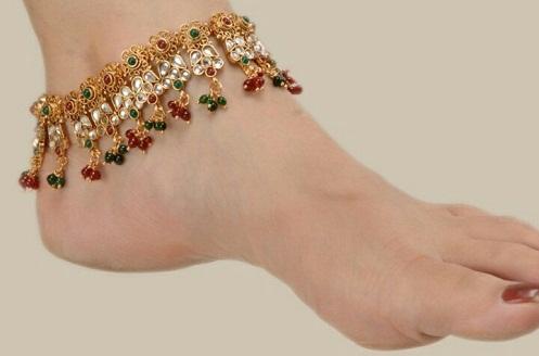 anklet-designs-polki-anklet-design