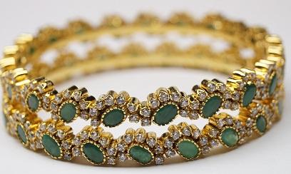 gold-emerald-bangles3