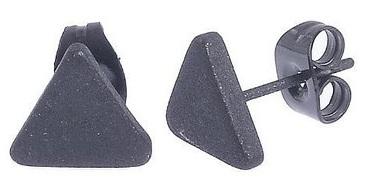 triangle-pattern-earrings-for-men