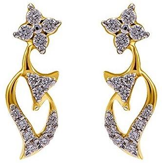 mango-and-flower-earring-design17