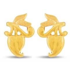 tulip-designed-gold-earrings2