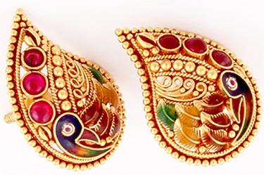 petal-peacock-design-earrings7