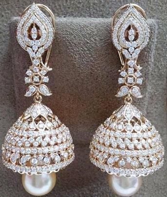 jhumkas-in-diamonds7