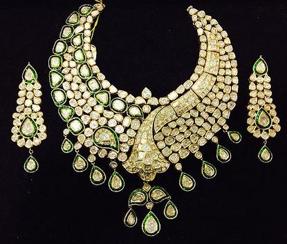 polki-bridal-jewellery-sets