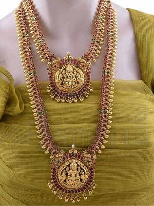 wedding-jewellery-set-with-laxmi-design
