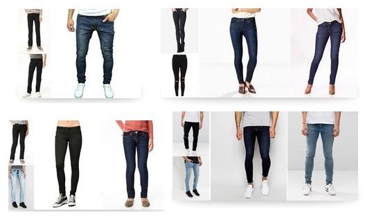 25 Trending Models of Skinny Jeans Styles for Men and Women