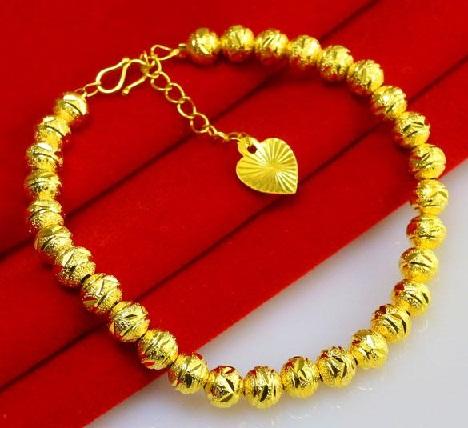 gold-bracelets-for-women-gold-beaded
