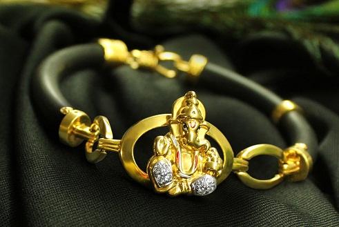 gold-bracelets-for-women-ganeshji-bracelet