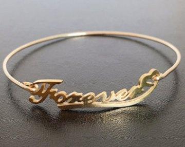 gold-bracelets-for-women-forever-bracelet