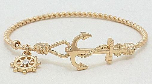 gold-bracelets-for-women-anchor-style-gold-bracelet-for-women